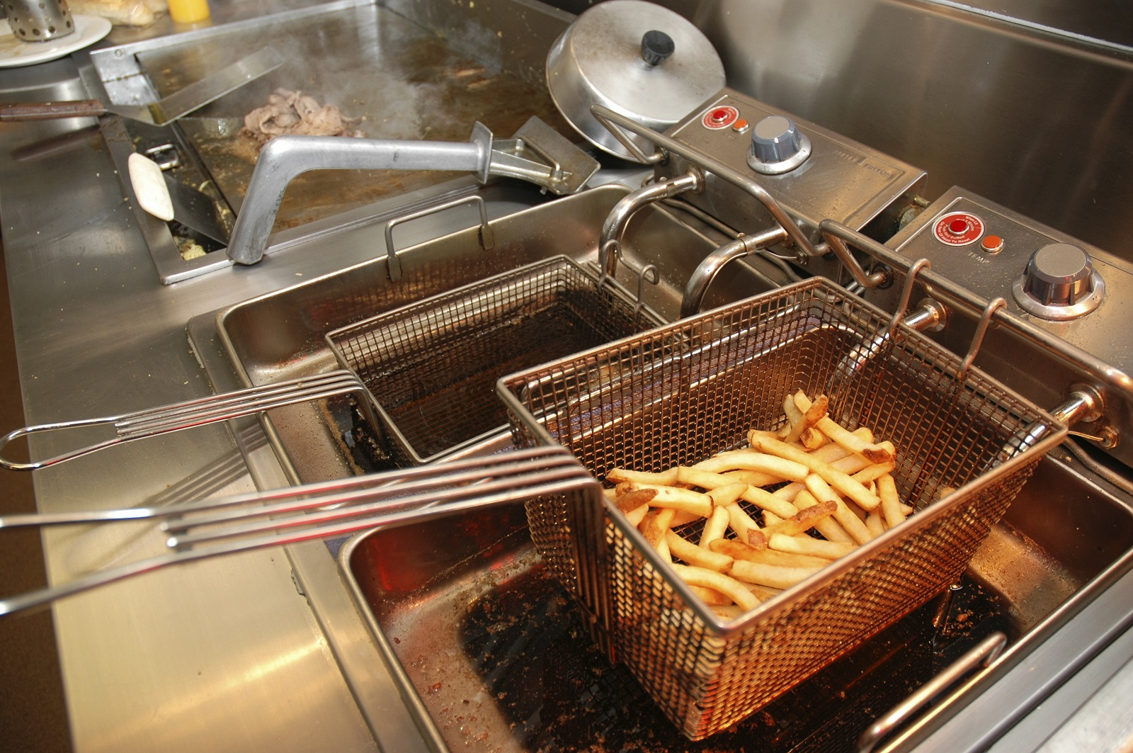 Fast Food Restaurant Equipment List - Culinary Depot